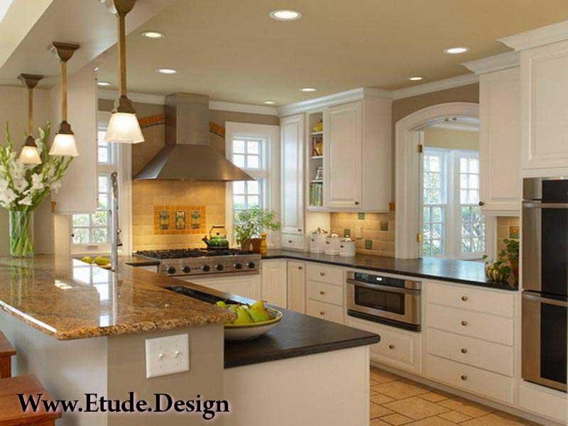 مدل کابینت آشپزخانه 2017