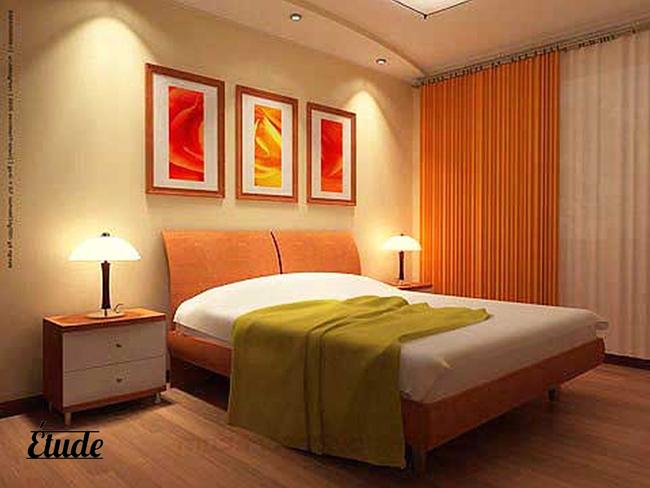 گرمایش و سرمایش در اتاق خواب