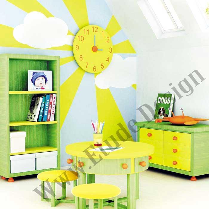 اتاق کودک طراحی دکوراسیون