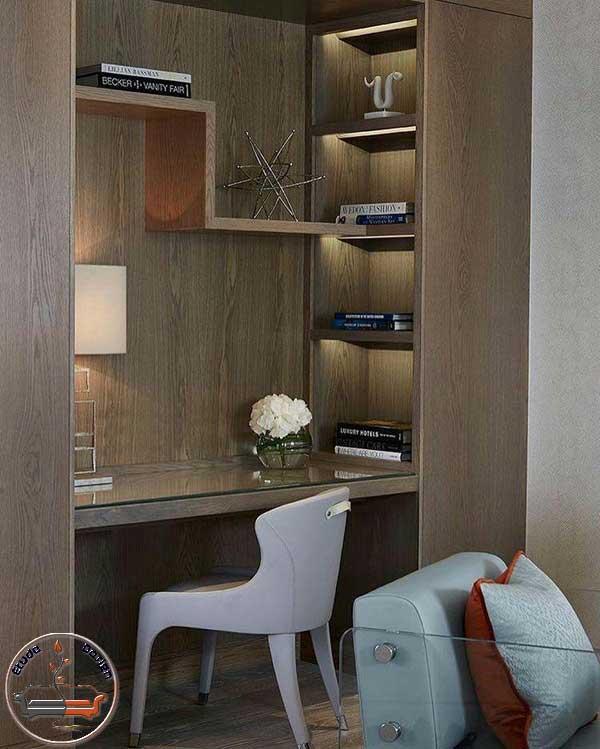 طراحی میز کار در منزل