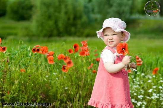 گل های سمی برای کودکان