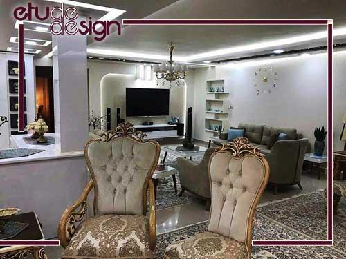 مدل دکوراسیون منزل ایرانی