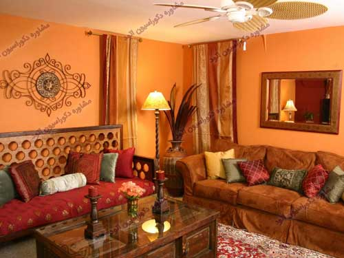 طرح و مدل فرش خانه ایرانی