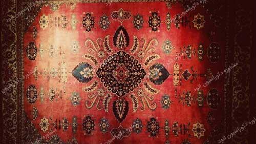 فرش دستباف خانه ایرانی