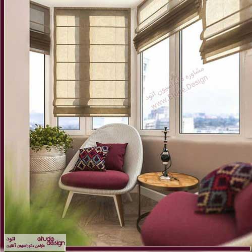 دکوراسیون منزل کوچک آپارتمانی