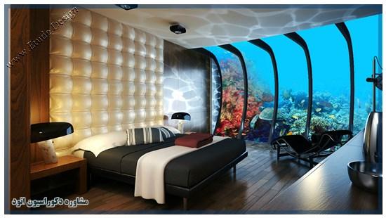 مشاوره طراحی اتاق خواب هتل