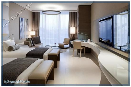 اتاق خواب هتل