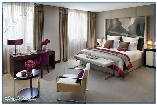 طراحی هتل آپارتمان