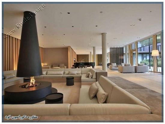 طراحی هتل بین راهی
