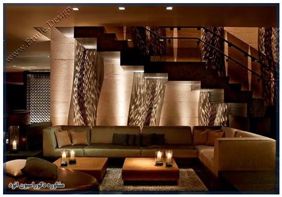 دکوراسیون هتل سنتی