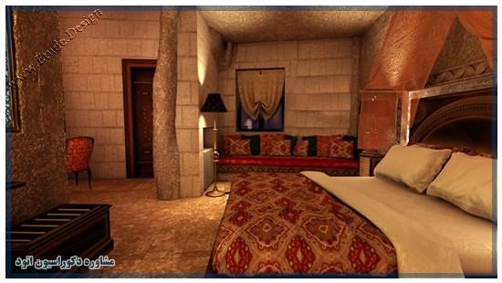 طراحی دکوراسیون داخلی هتل