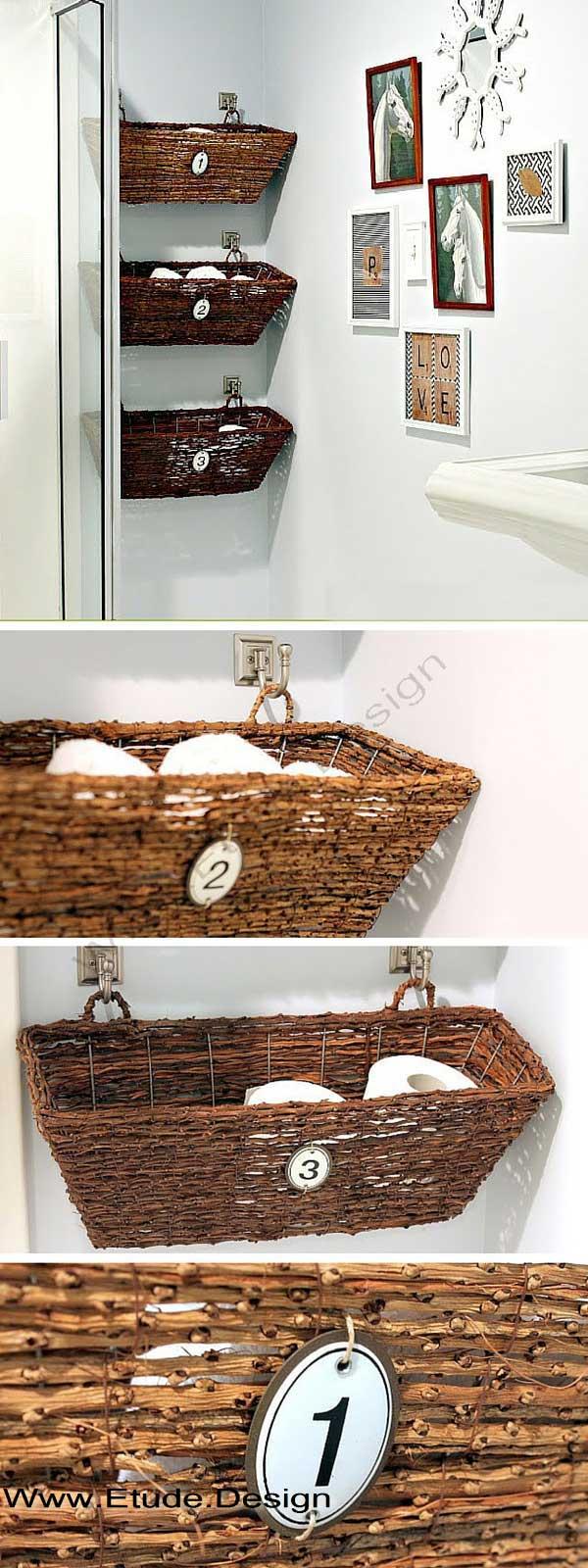 تزیین سرویس بهداشتی حمام