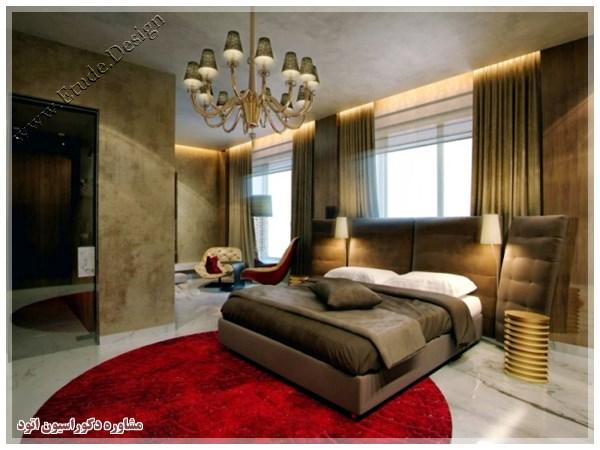 تزیین اتاق خواب ۱۲ متری