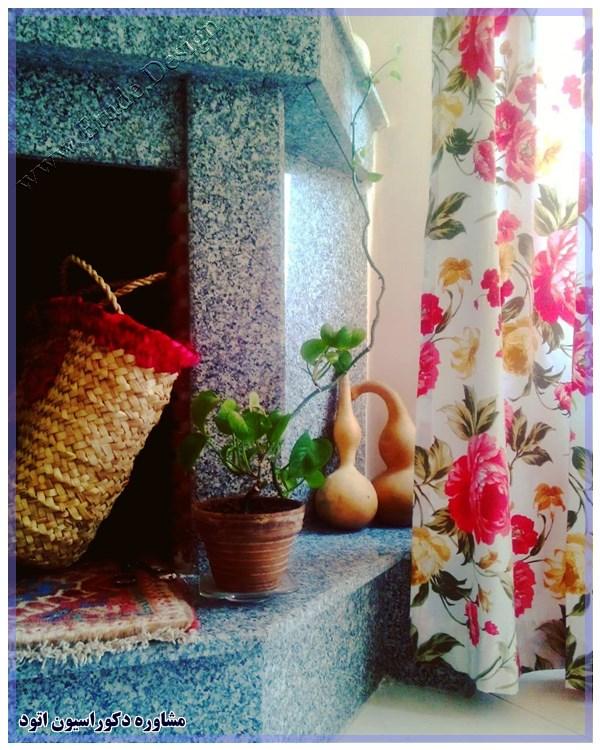 ساخت گلدان گل شیک