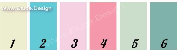 طراحی رنگ در دکوراسیون