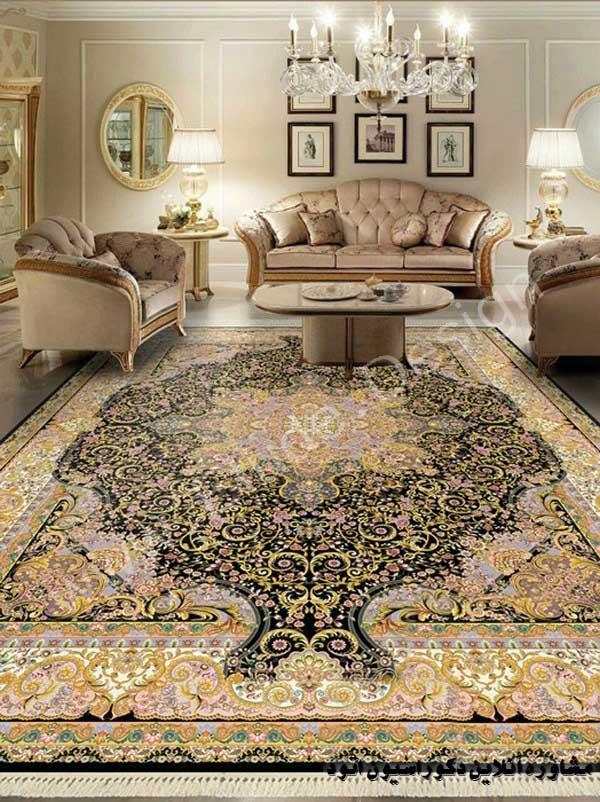 چطور فرش با اندازه مناسب انتخاب کنیم؟
