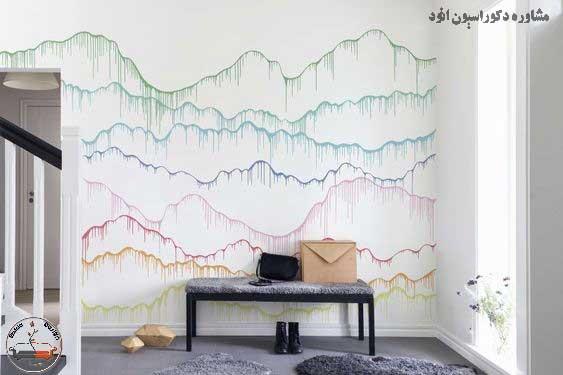 تزیین و طراحی دیوار