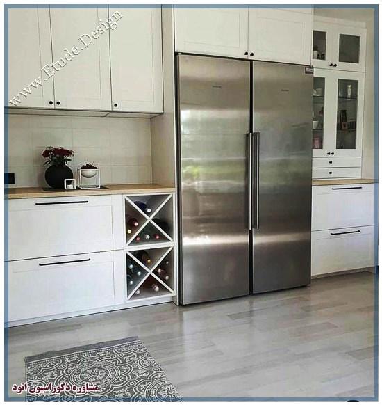 آشپزخانه ساده خانه ایرانی