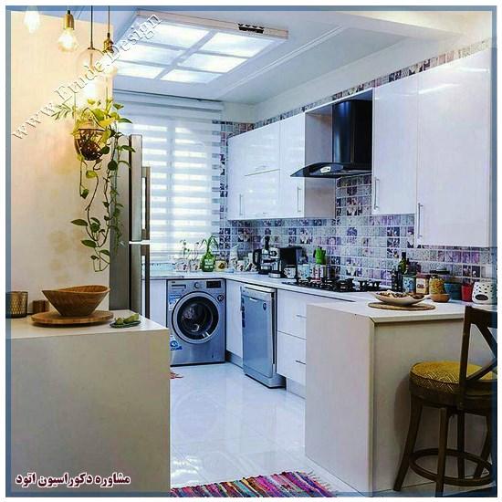 تزیین آشپزخانه ایرانی