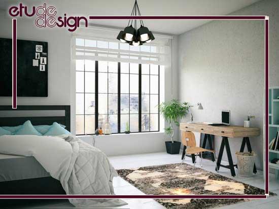 طراحی اتاق خواب مستر