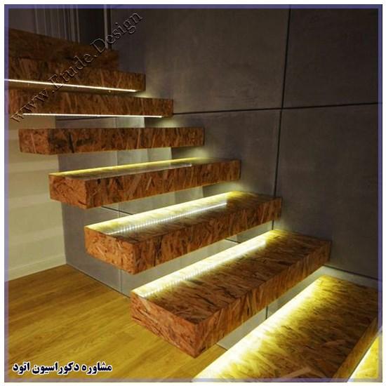 تزیین پله های دوبلکس