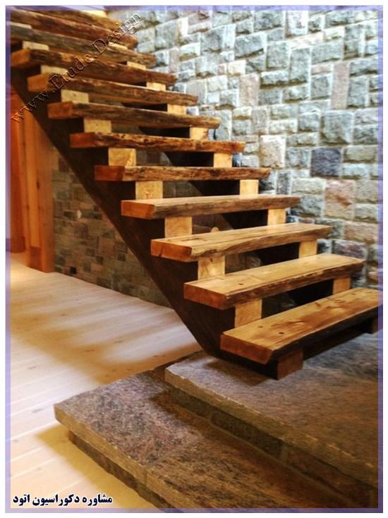 تزیین پله های خانه