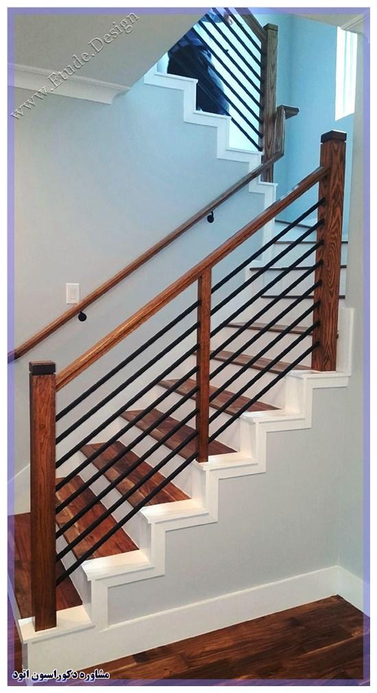 تزیین پله های ورودی خانه
