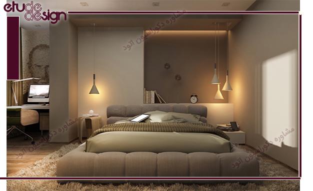 اتاق خواب زن و شوهر