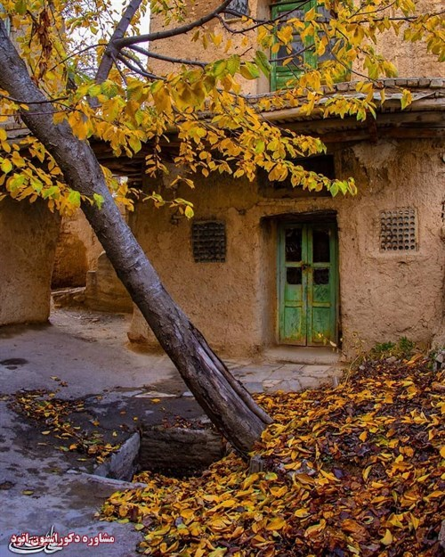 عکس خانه قدیمی