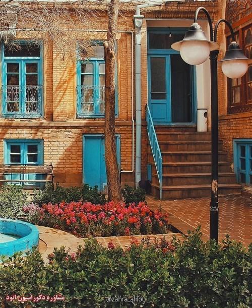 عکس خانه های قدیمی