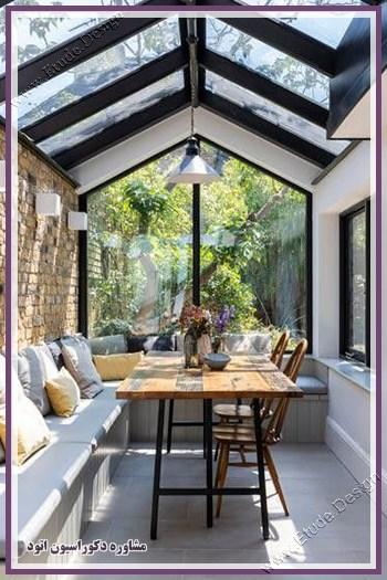 طراحی سقف پذیرایی