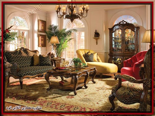 شزلون سلطنتی زیبا