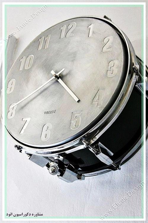 مدل ساعت دیواری جدید مدرن