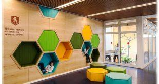 کاربرد شش ضلعی در معماری
