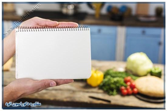 چطور آشپزخانه را مرتب کنیم