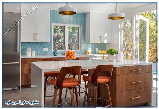 دیزاین تراپی آشپزخانه