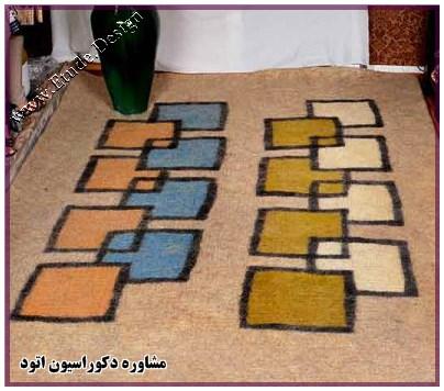 فرش نمدی فروشی