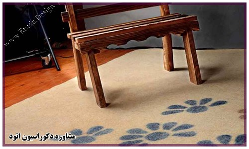 قیمت فرش نمدی دستباف