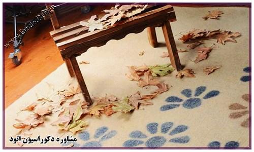 خرید نمد فرش زیبا